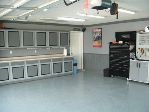 Beyond home interior - Reorganise your garage wisely