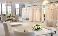 Bridal boutique decorating ideas