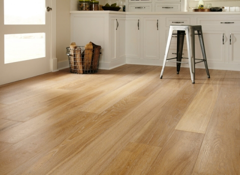 Engineered wood floors- a modern interior design idea