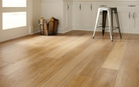 Engineered wood floors: a modern interior design idea