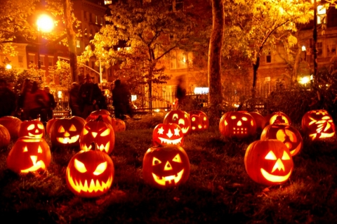 Halloween Decor Ideas Picture