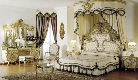 How To Create The Ultimate Royal Bedroom Picture