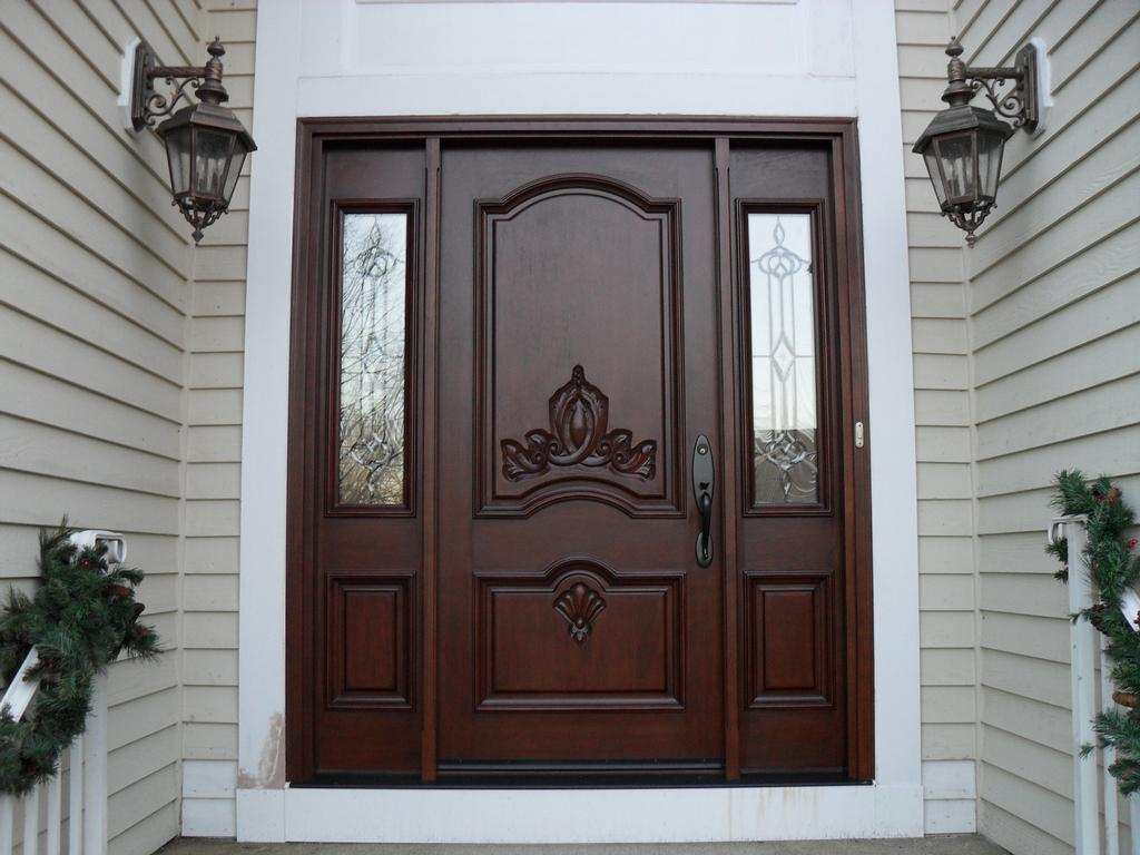 768 #352926 Three Front Doors That Will Make Your House Look Majestic save image Discounted Front Doors 44371024