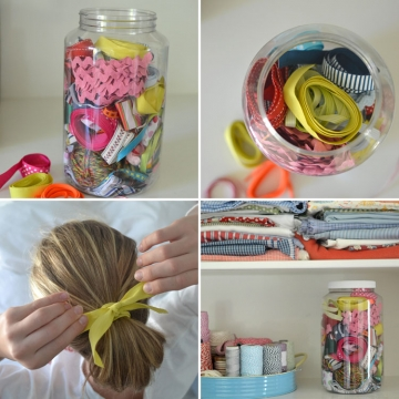 5 things you can make with ribbon