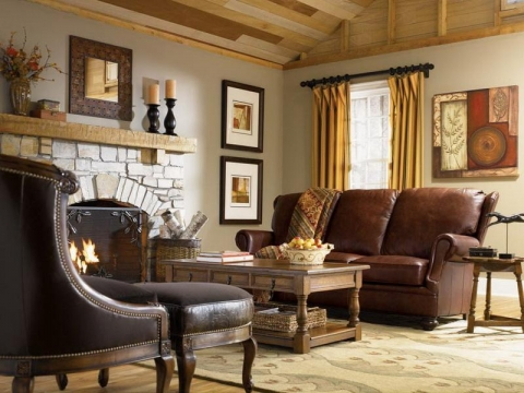 Country Style Interior Design Ideas Picture