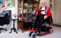 Make the Home of Your Elderly Parents Appropriate for Mobility Scooter Use