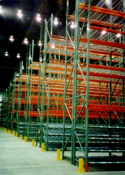 Pallet racks - the ideal storage solution