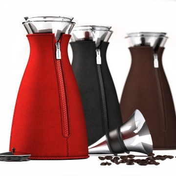 Unique Coffee Makers For Futuristic Kitchen Designs Picture